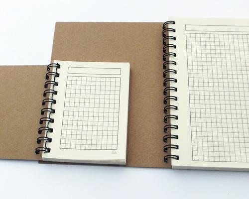 Cuaderno-marfil