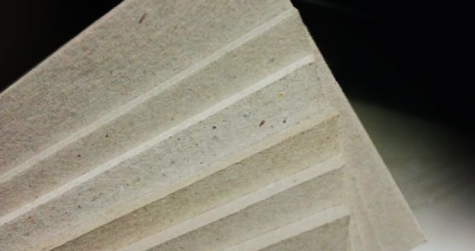 Cartón gris diversos espesores