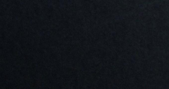 Cartón sólido negro